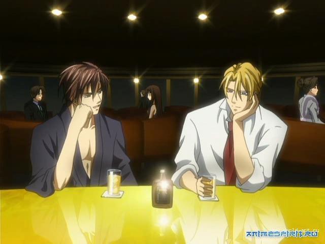 Смотреть аниме манга яой онлайн на AnimeMovie