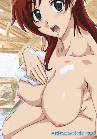 Займмся сексом с акиной на горячих источниках akina to onsen de h shiyo