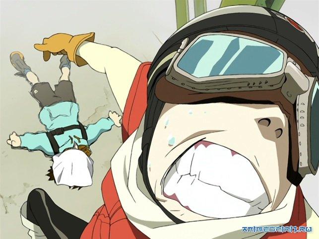 фури кури скачать торрент аниме - фото 8