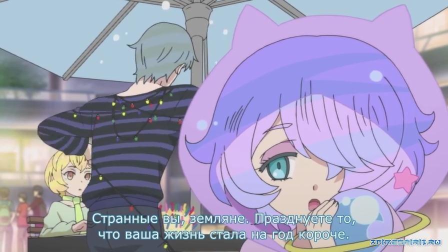 двойные картинки аниме: