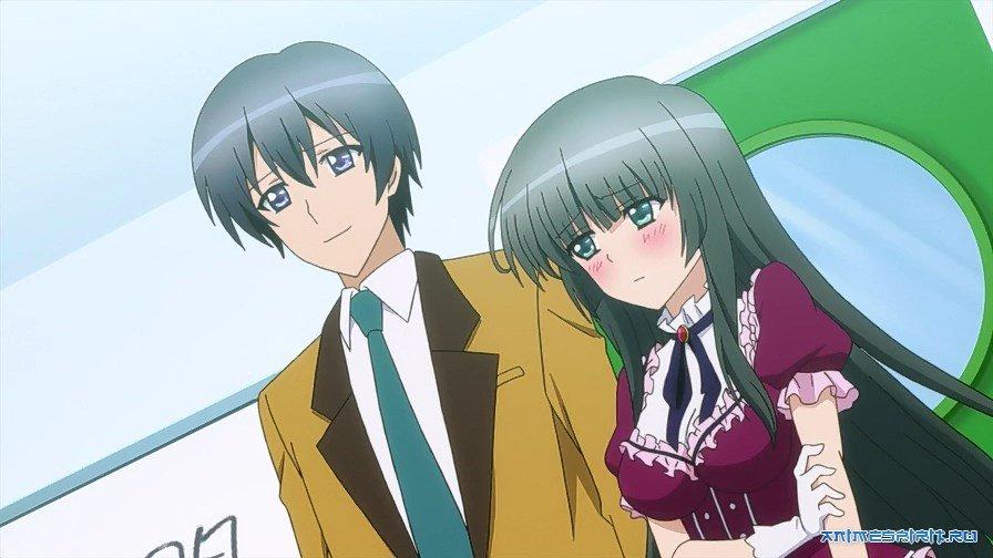Аниме Поиграй со мной нежно! OVA  Asobi ni Iku yo! OVA