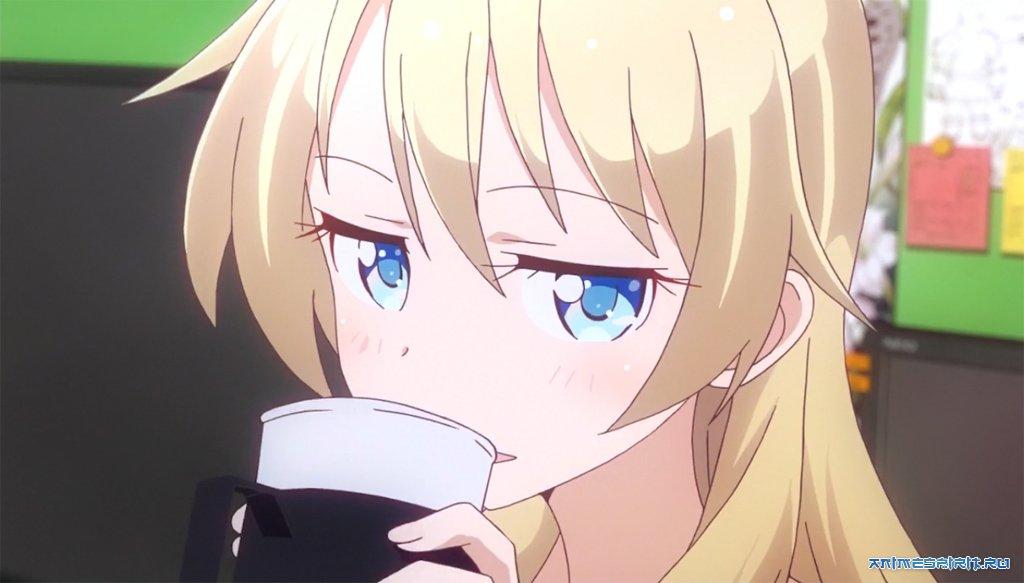 аниме новая игра скачать торрент - фото 7