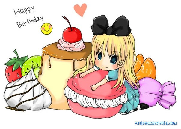 С Днем Рождения, xaruko! / Happy Birthday, xaruko!