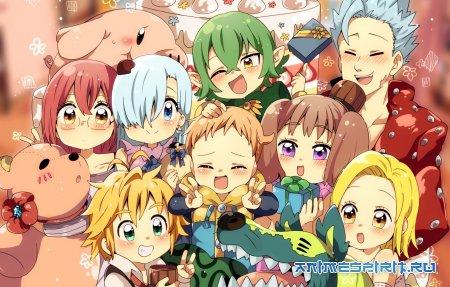 С Днем Рождения, Мария!!! / Happy Birthday, manyashka-kun!!!