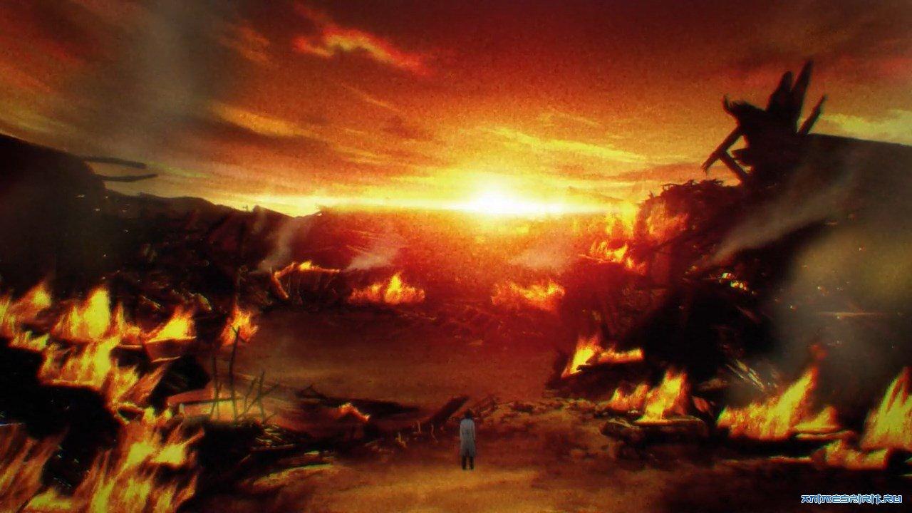 Скриншот *Судьба/Дополнение: Последний вызов на бис / Fate/Extra Last Encore [Сезон 1, Серия 1-13 из 13] 2018*
